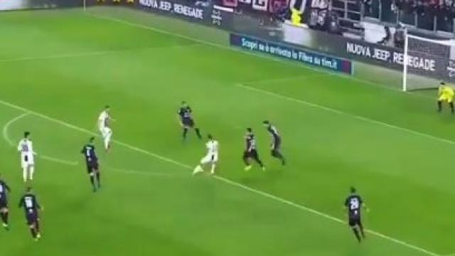 Dybala só precisou de 43 segundos para desfazer defesa do Cagliari