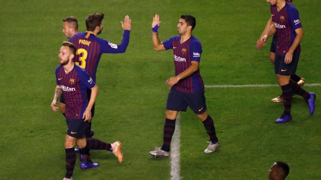 La Liga: Siga em direto os resultados e marcadores da 13.ª jornada