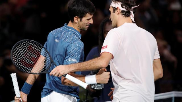 """""""Foi um dos melhores jogos da minha carreira contra o Federer"""""""