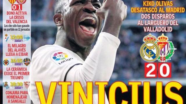 Imprensa internacional: O menino da esperança e o passeio da Juventus