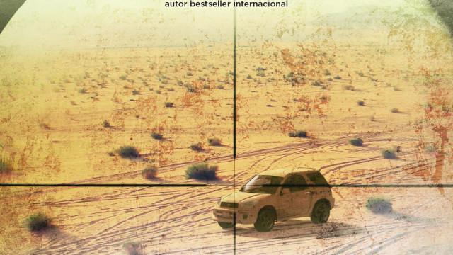 'Encurralados' no deserto e na mira de um sniper implacável