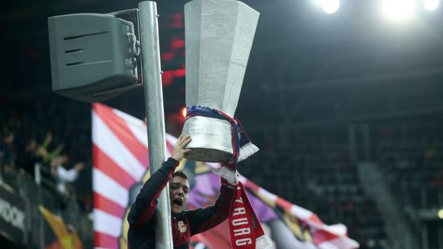 Liga Europa: Confira os resultados e marcadores da 4.ª jornada