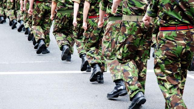 Militar detido por suspeita do homicídio de colega na Carregueira