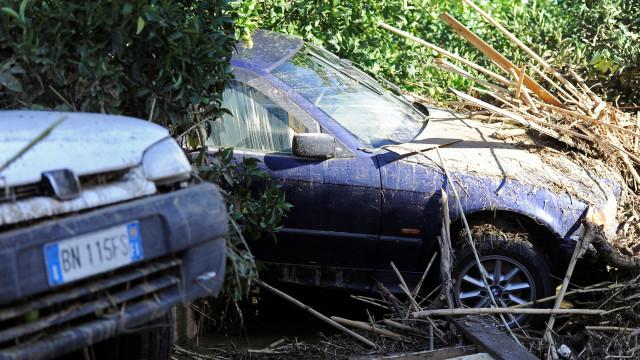 Sobe para 29 o número de mortes devido a mau tempo em Itália