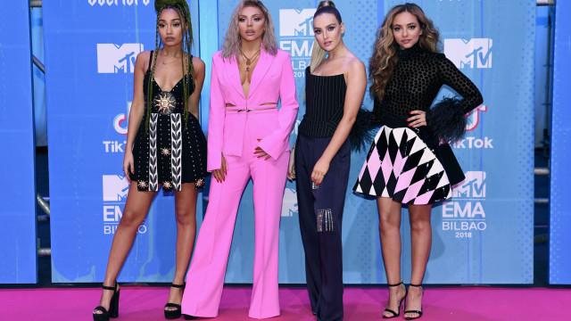 Banda Little Mix adorava fazer digressão com Spice Girls