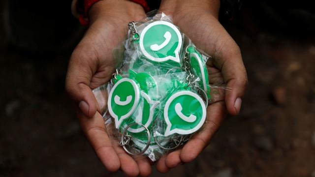 WhatsApp elimina dois milhões de contas por mês