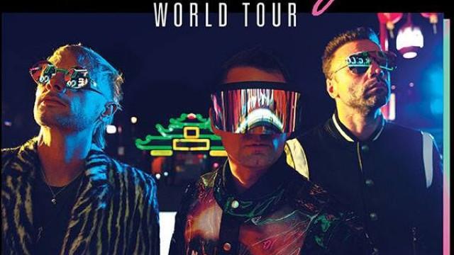 Muse estão de regresso a Portugal em 2019