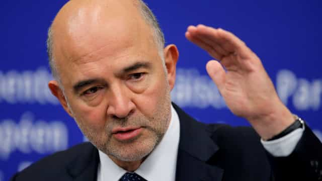 Moscovici diz que UE continua de mão estendida para Itália