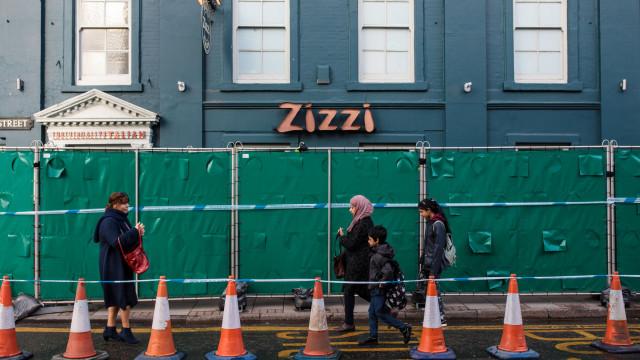 Reabriu restaurante que fechou depois de ataque aos Skripal