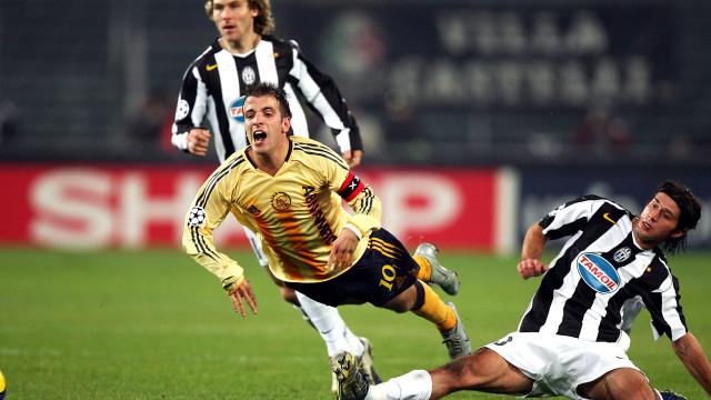 """Sim, Ibrahimovic disse-me que me ia partir as pernas"""