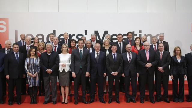 """Presidente do PSE realça papel de Costa na """"união"""" em torno de Timmermans"""