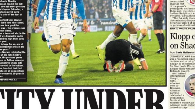 """Lá fora: O regresso de Messi e o City """"debaixo de fogo"""""""