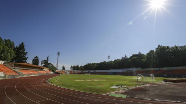 Jogo entre Lusitano e Sporting vai ser jogado no Estádio do Fontelo