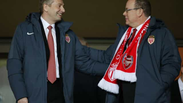 Dono do Monaco detido por suspeitas de corrupção