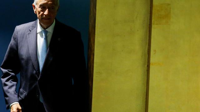 Presidente da República nega divergências com o Governo
