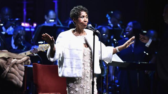 Documentário sobre Aretha Franklin estreia 46 anos depois de ser filmado