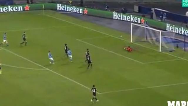 As três defesas de Buffon que evitaram a derrota do PSG em Nápoles