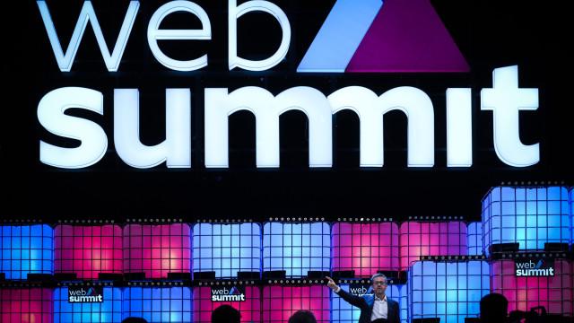 As imagens do segundo dia da Web Summit e o (sério) aviso ao mundo