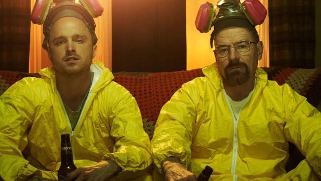 Rumores apontam para um filme baseado em 'Breaking Bad'