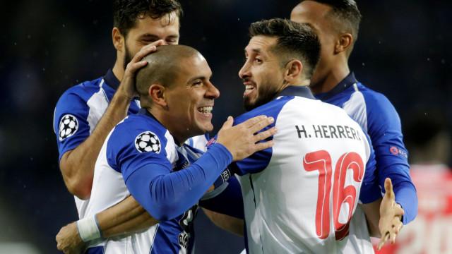 Herrera expressa o desejo de renovar contrato com o FC Porto