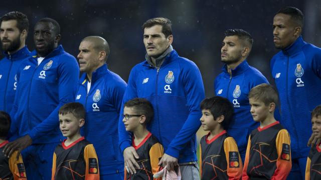 A curiosa mensagem de Casillas após o triunfo diante do Lokomotiv