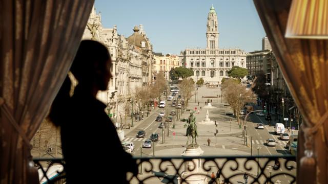 Stock Offda Clérigos In e Max&Coregressa ao Palácio das Cardosas