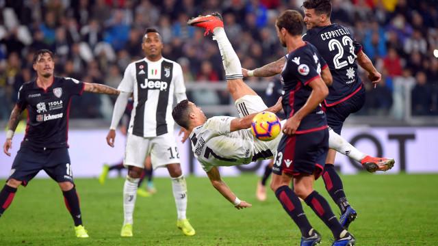 Serie A: Confira os resultados e marcadores da 12.ª jornada