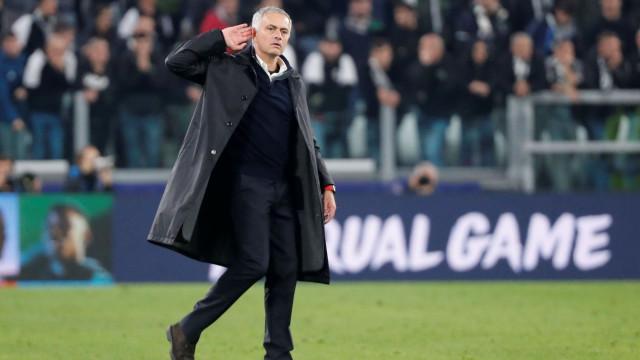 """Mourinho: """"Insultaram-me a mim e à minha família durante 90 minutos"""""""