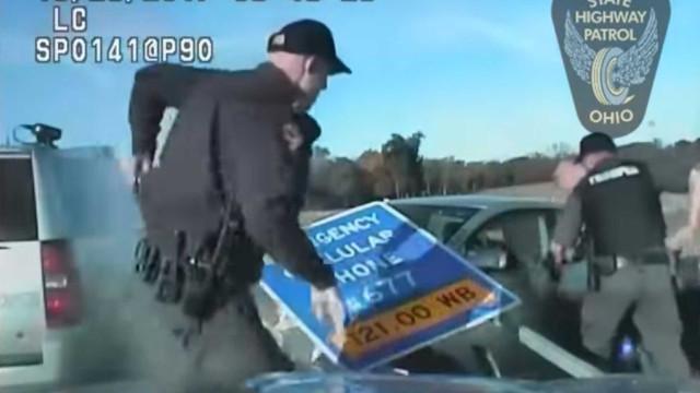 Criança de 11 anos rouba carro à mãe e gera perseguição policial