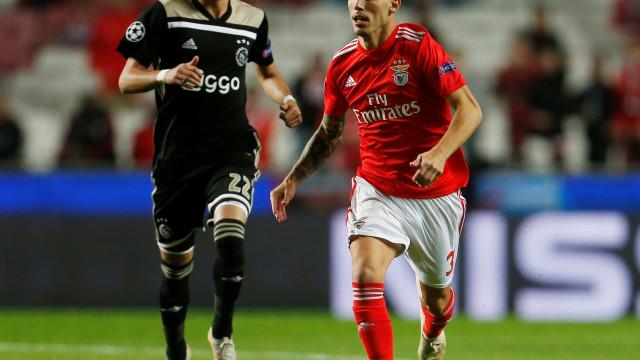 Juventus faz as contas a Marcelo, mas Grimaldo continua referenciado