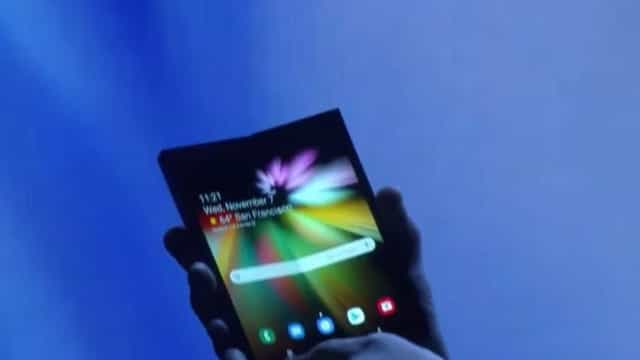 Smartphone dobrável será o dispositivo mais caro de sempre da Samsung