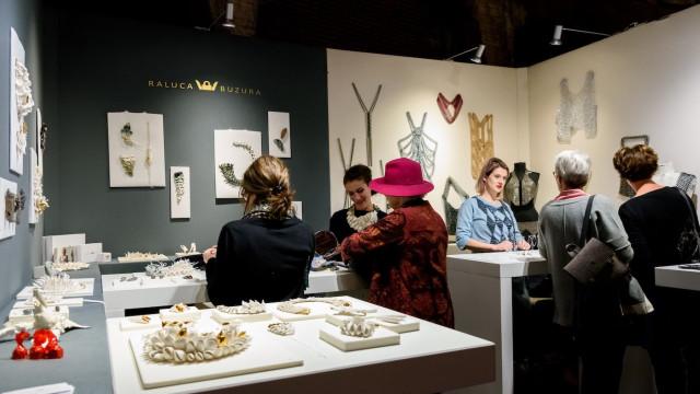 Joalharia contemporânea portuguesa apresenta-se em Amesterdão