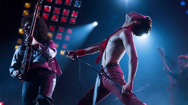 'Bohemian Rhapsody'. São eles os 'Campões' do box-office