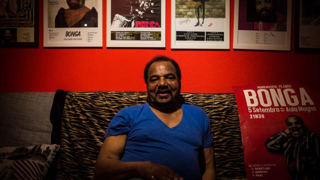 Após décadas de exílio em Portugal, Bonga foi a Angola porque algo mudou