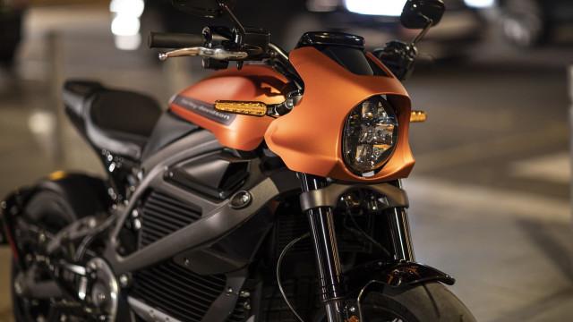 É oficial. A primeira Harley-Davidson elétrica chega em 2019