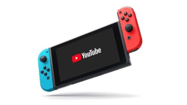 YouTube chegou (finalmente) à Switch. Mas ainda há grandes 'ausências'