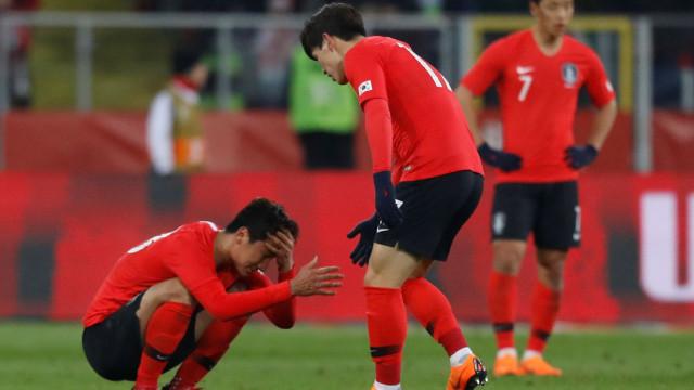 Futebolista sul-coreano envolvido em acidente de viação com vítima mortal