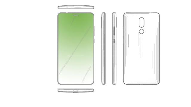 Imagem mostra planos da Huawei para futuro smartphone?