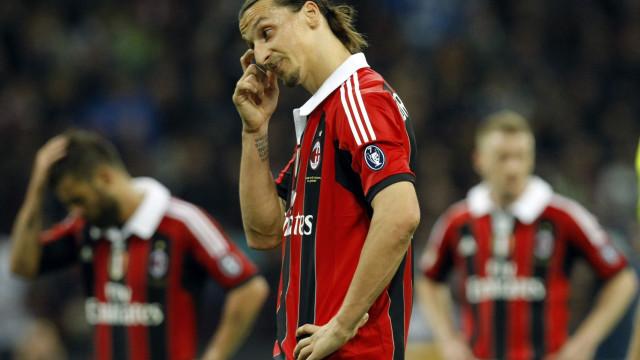 Diretor desportivo no Milan coloca um ponto final na 'novela' Ibrahimovic