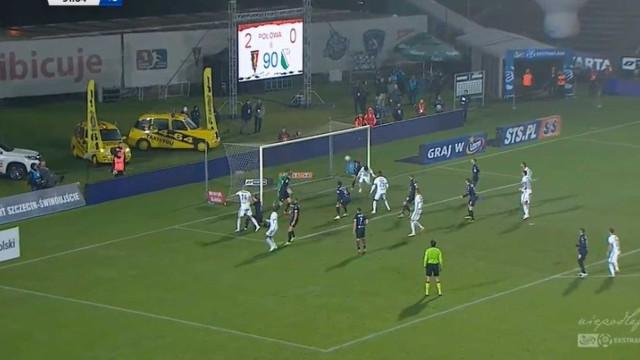 André Martins marca mas não evita derrota do Legia de Sá Pinto