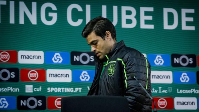 Tiago Fernandes pode estar de saída do Sporting