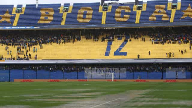 Boca Junior-River Plate: Final da Copa Libertadores foi suspensa