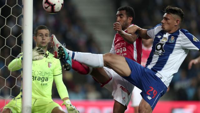 Sp. Braga-FC Porto já tem data e hora. Será jogado à tarde