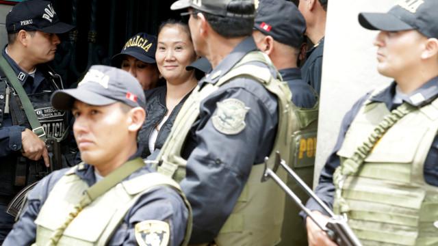 """Juiz ordena prisão preventiva de 'testa de ferro"""" da líder da oposição"""
