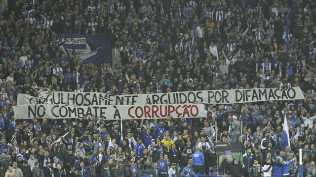 FC Porto-Sp. Braga: Das bancadas surgiram 'farpas', pedidos e desejos