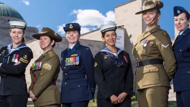"""Vídeo que enaltece mulheres militares está a """"envergonhar"""" as próprias"""