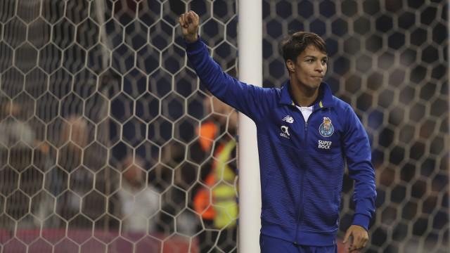 """""""Nunca pensei em sair do FC Porto"""""""