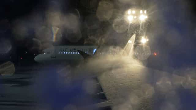 Emergência aérea nos céus de Lisboa fez temer o pior, mas tudo acabou bem