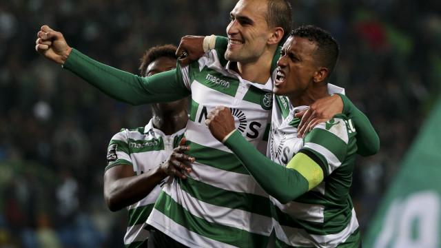 """""""Quando marquei o primeiro golo em Alvalade, soube que ia amar o clube"""""""