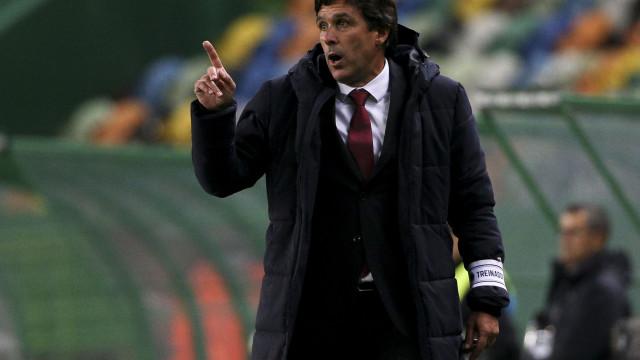 Daniel Ramos é o novo treinador do Rio Ave